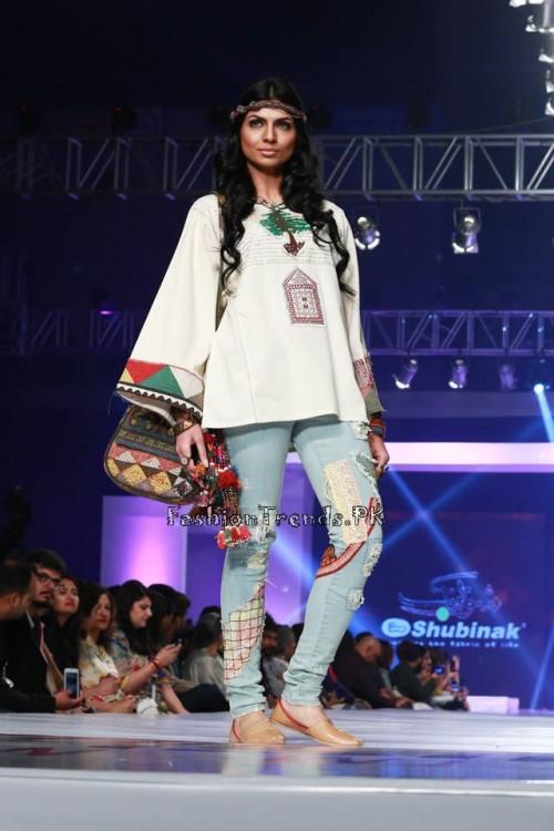 Shubinak Collection PFDC Sunsilk Fashion Week 2015 (16)