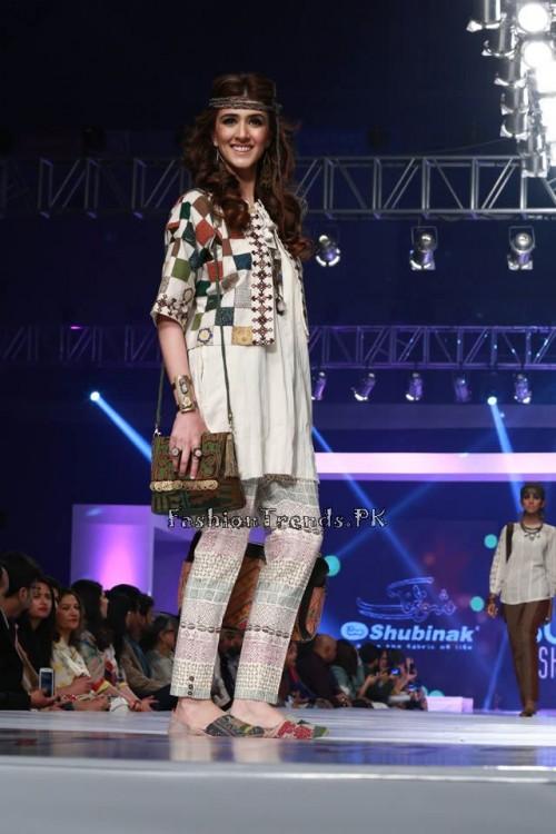 Shubinak Collection PFDC Sunsilk Fashion Week 2015 (17)