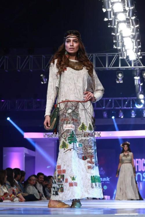 Shubinak Collection PFDC Sunsilk Fashion Week 2015 (21)