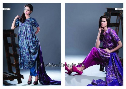 Sitara Textiles Sapna Lawn Collection 2015 (4)