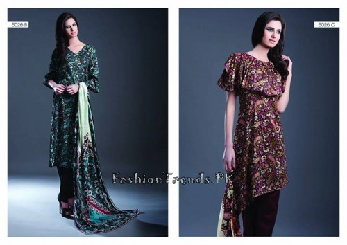 Sitara Textiles Sapna Lawn Collection 2015 (6)