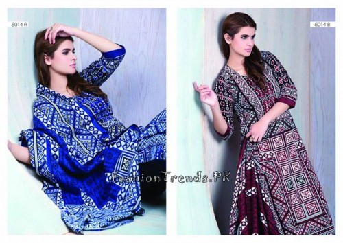 Sitara Textiles Sapna Lawn Collection 2015 (7)