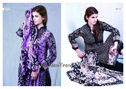 Sitara Textiles Sapna Lawn Collection 2015 (9)