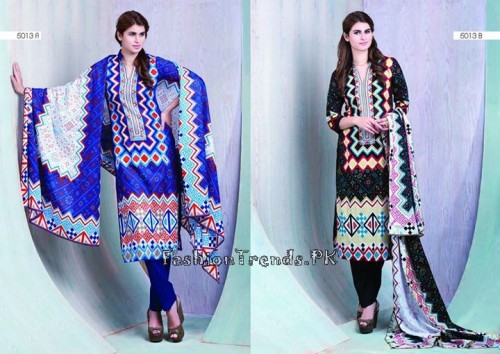 Sitara Textiles Sapna Lawn Collection 2015 (15)