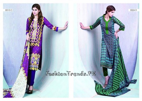 Sitara Textiles Sapna Lawn Collection 2015 (16)