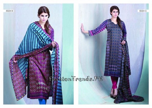 Sitara Textiles Sapna Lawn Collection 2015 (17)