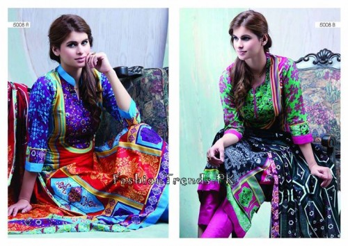 Sitara Textiles Sapna Lawn Collection 2015 (18)
