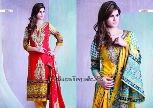 Sitara Textiles Sapna Lawn Collection 2015 (20)