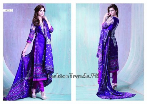 Sitara Textiles Sapna Lawn Collection 2015 (21)