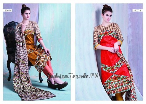 Sitara Textiles Sapna Lawn Collection 2015 (22)
