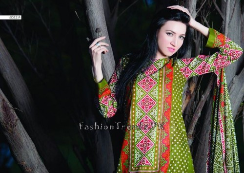 Sitara Textiles Sapna Lawn Collection 2015 (24)