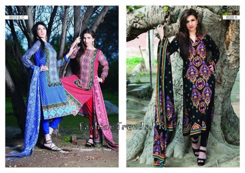 Sitara Textiles Sapna Lawn Collection 2015 (25)