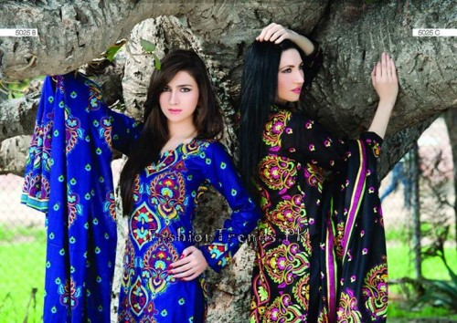 Sitara Textiles Sapna Lawn Collection 2015 (26)
