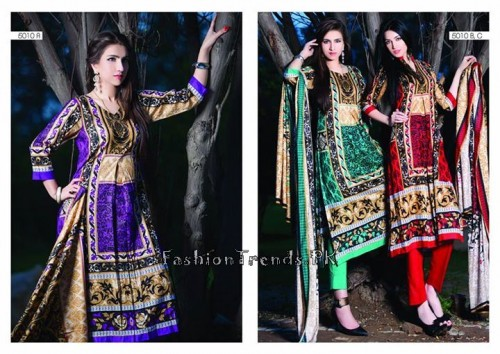 Sitara Textiles Sapna Lawn Collection 2015 (28)