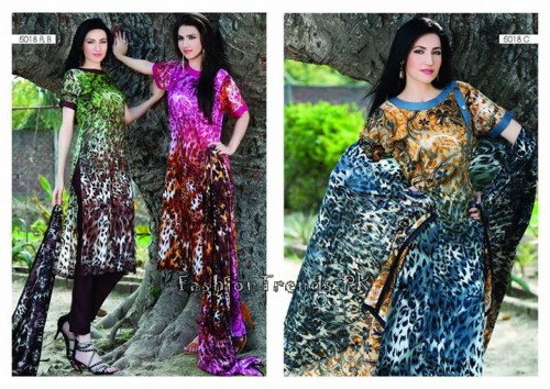 Sitara Textiles Sapna Lawn Collection 2015 (29)
