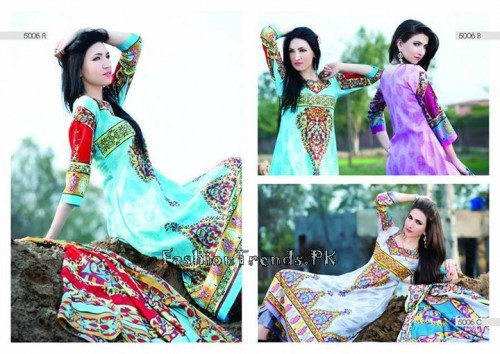 Sitara Textiles Sapna Lawn Collection 2015 (30)