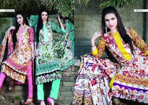 Sitara Textiles Sapna Lawn Collection 2015 (31)