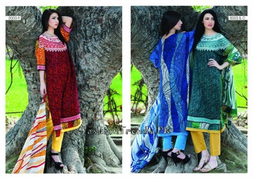 Sitara Textiles Sapna Lawn Collection 2015 (33)