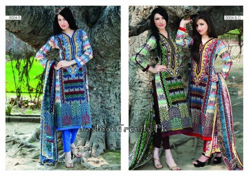Sitara Textiles Sapna Lawn Collection 2015 (34)