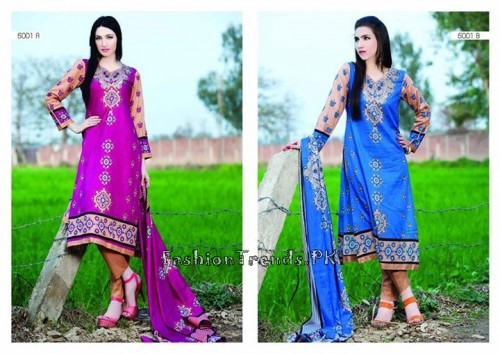 Sitara Textiles Sapna Lawn Collection 2015 (35)