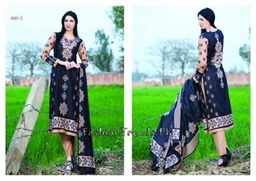 Sitara Textiles Sapna Lawn Collection 2015 (36)