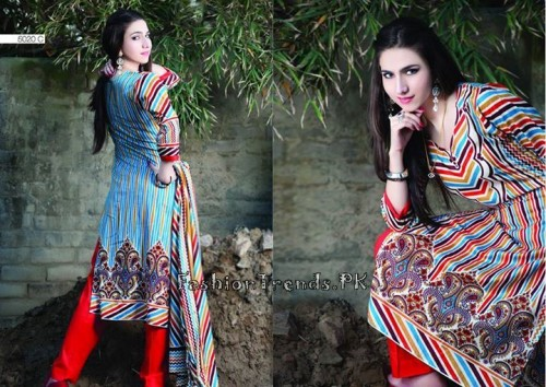 Sitara Textiles Sapna Lawn Collection 2015 (39)
