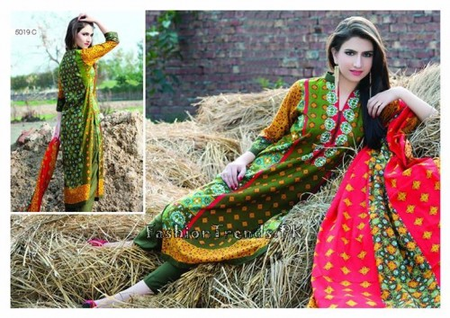 Sitara Textiles Sapna Lawn Collection 2015 (40)