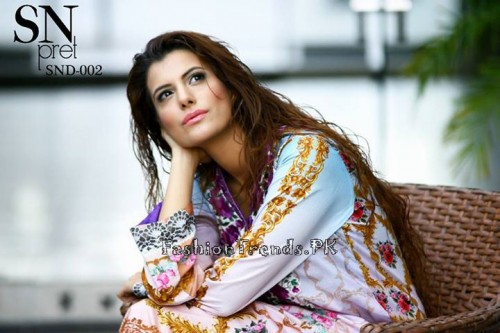 Sobia Nazir Pret Wear Collection 2015 (5)