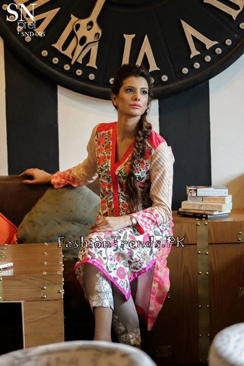 Sobia Nazir Pret Wear Collection 2015 (6)