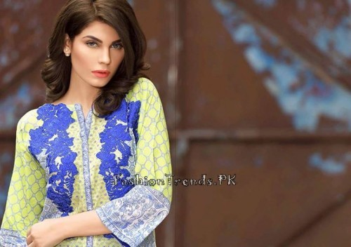 Sobia Nazir Unstiched Tunic Collection 2015 (8)