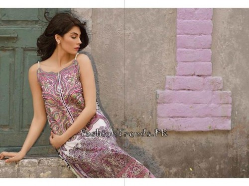 Sobia Nazir Unstiched Tunic Collection 2015 (12)