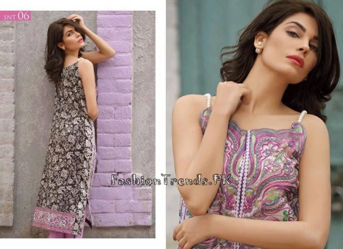 Sobia Nazir Unstiched Tunic Collection 2015 (13)