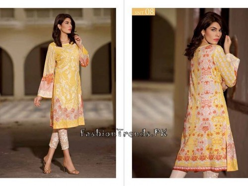 Sobia Nazir Unstiched Tunic Collection 2015 (17)
