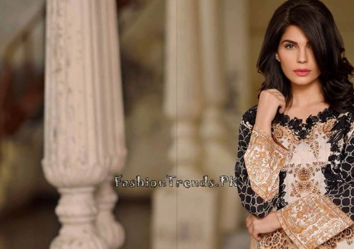 Sobia Nazir Unstiched Tunic Collection 2015 (20)
