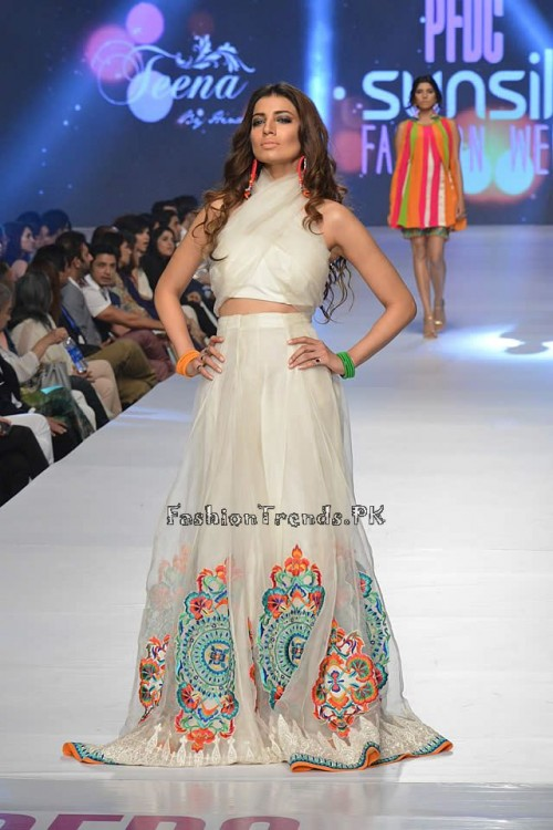 Teena by Hina Butt PFDC Sunsilk Fashion Week 2015 (4)