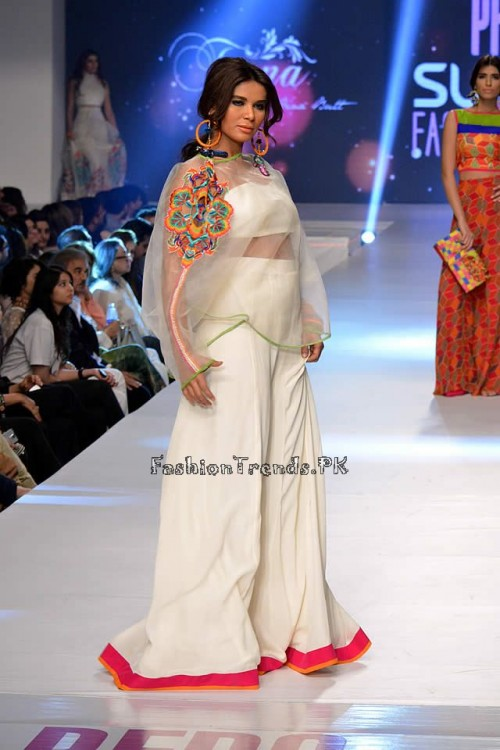 Teena by Hina Butt PFDC Sunsilk Fashion Week 2015 (6)