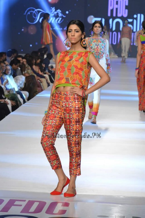 Teena by Hina Butt PFDC Sunsilk Fashion Week 2015 (8)