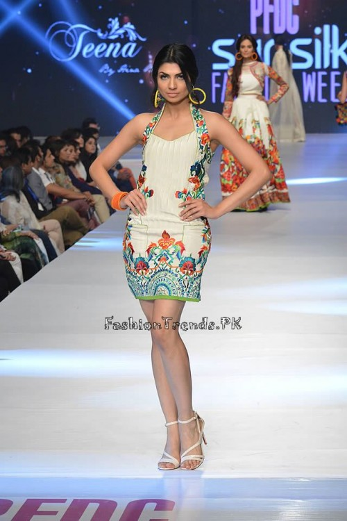 Teena by Hina Butt PFDC Sunsilk Fashion Week 2015 (15)