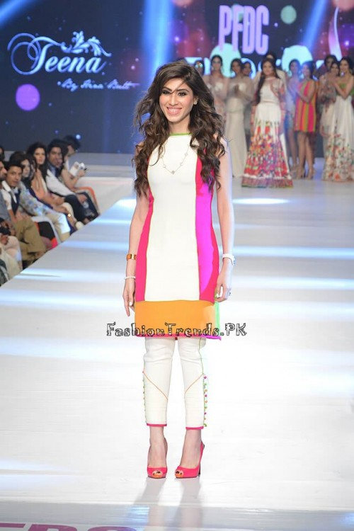 Teena by Hina Butt PFDC Sunsilk Fashion Week 2015 (18)