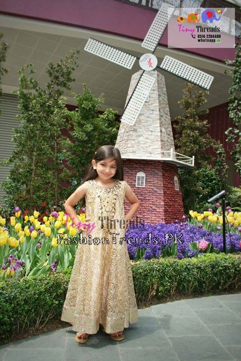 Tiny Threads Kids Eid Collection 2015 (1)