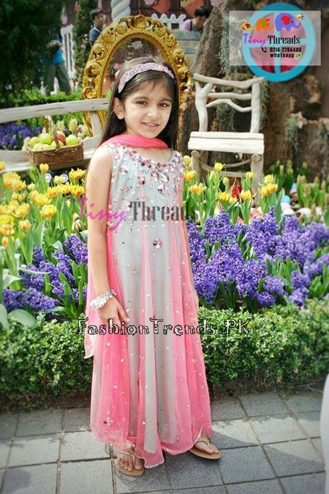 Tiny Threads Kids Eid Collection 2015 (2)
