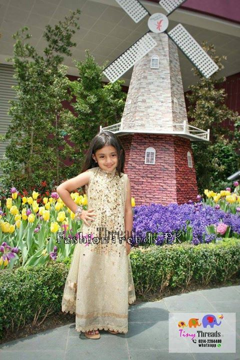 Tiny Threads Kids Eid Collection 2015 (3)