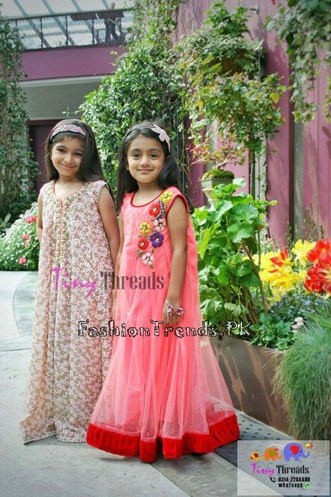 Tiny Threads Kids Eid Collection 2015 (4)