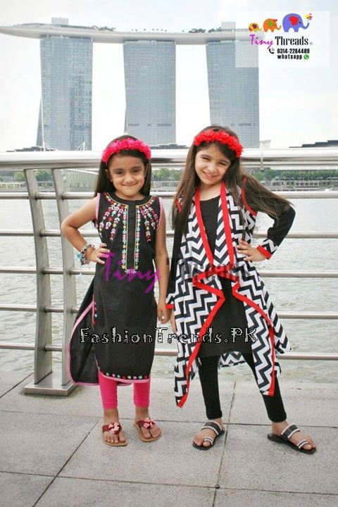 Tiny Threads Kids Eid Collection 2015 (6)