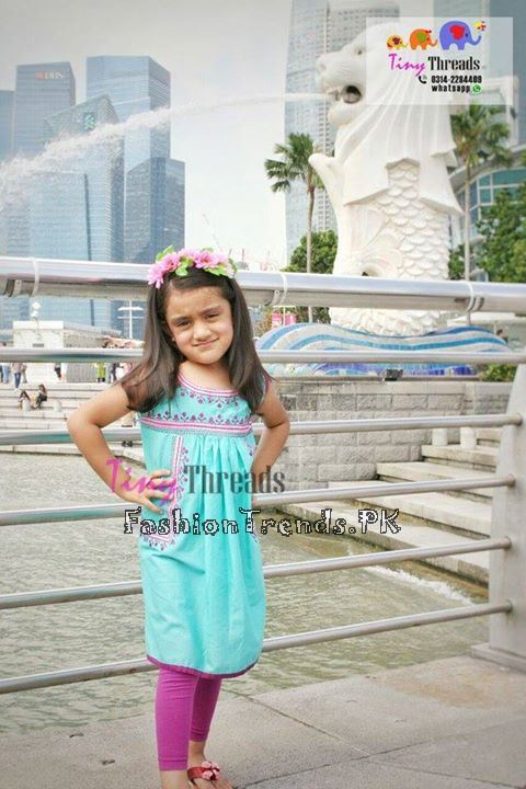 Tiny Threads Kids Eid Collection 2015 (7)