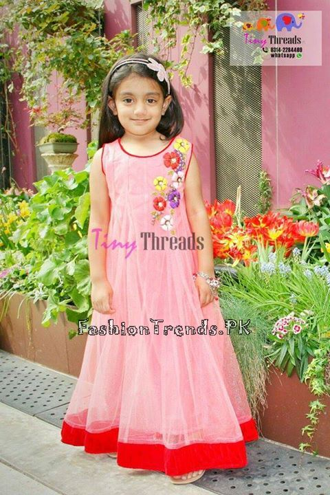 Tiny Threads Kids Eid Collection 2015 (8)
