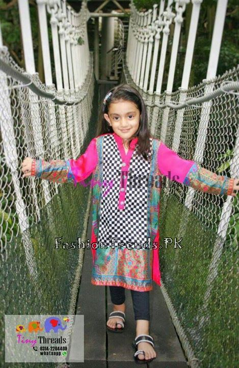 Tiny Threads Kids Eid Collection 2015 (11)