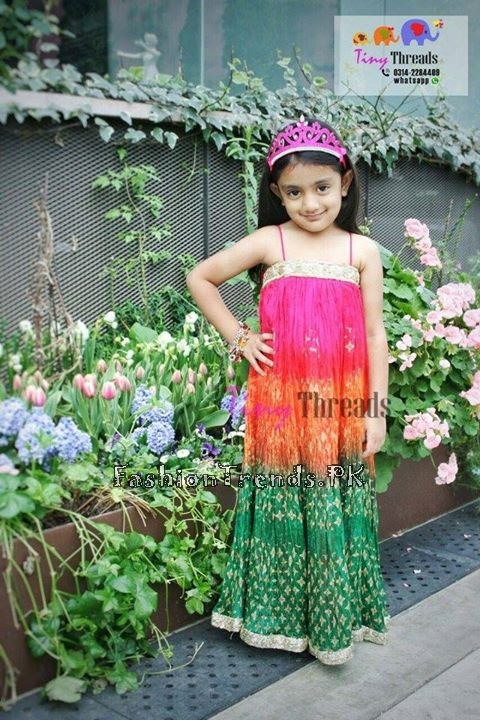 Tiny Threads Kids Eid Collection 2015 (15)