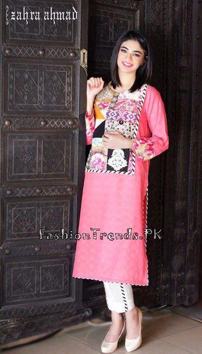 Zahra Ahmad Formal Dresses 2015 (3)