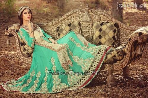 Zahra Ahmad Formal Dresses 2015 (5)